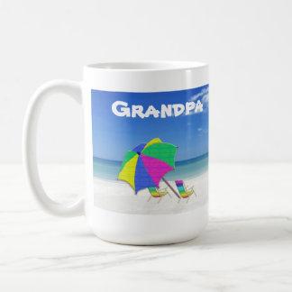 Florida Snowbirds Grandpa Mug