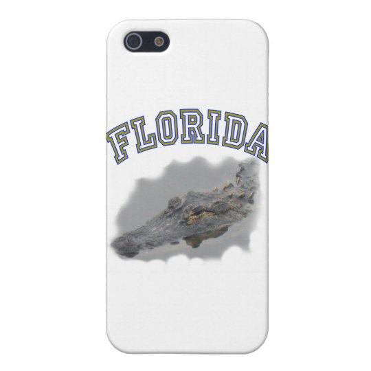 Florida souvenir alligator case for iPhone SE/5/5s