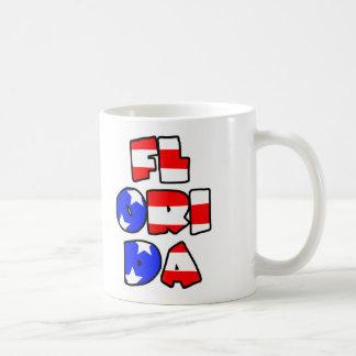Florida Stacked - Mug