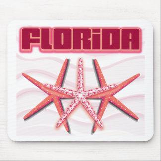 Florida Starfish Mouse Pad