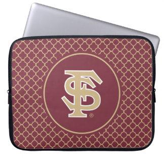 Florida State Baseball Laptop Computer Sleeve