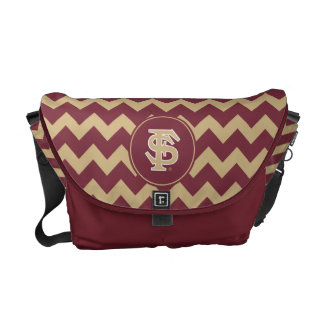 Florida State Baseball Messenger Bag