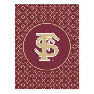 Florida State Baseball Postcard