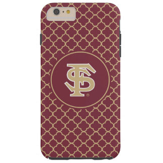 Florida State Baseball Tough iPhone 6 Plus Case
