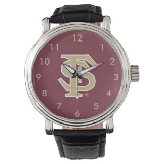 Florida State Baseball Wrist Watch