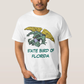 FLORIDA STATE BIRD: THE ALLIGATOR T-Shirt