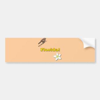 Florida State Bumper Sticker