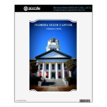 FLORIDA STATE CAPITOL DECALS FOR NOOK