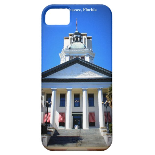 FLORIDA STATE CAPITOL iPhone SE/5/5s CASE