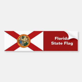Florida State Flag Bumper Sticker