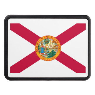 Florida State Flag Design Hitch Cover