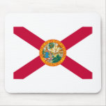 Florida State Flag Design Mouse Pad