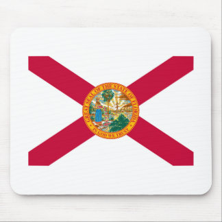 Florida State Flag Design Mouse Pad