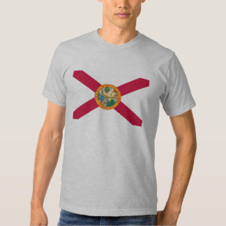 Florida State Flag Design Shirt