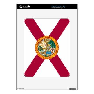 Florida State Flag iPad Skins
