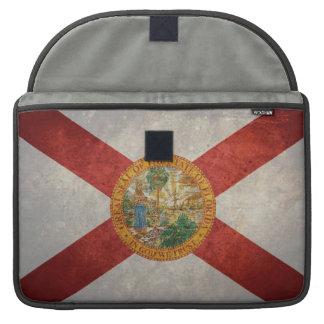 Florida state flag sleeve for MacBooks