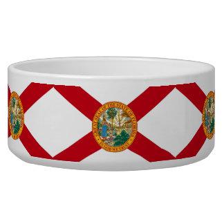 Florida State Flag Pet Bowl