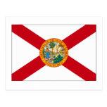 Florida State Flag Postcards