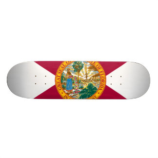 Florida State Flag Skateboard Deck