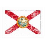 Florida State Flag Vintage Post Cards