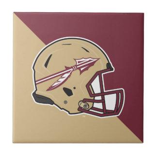 Florida State Football Helmet Ceramic Tile