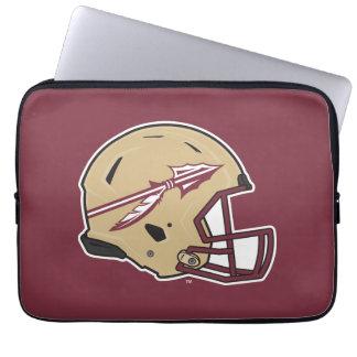 Florida State Football Helmet Computer Sleeve