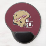 "Florida State Football Helmet Gel Mouse Pad<br><div class=""desc"">Check out these official Florida State University designs! You can personalize your own FSU merchandise on Zazzle.com to show off your Seminoles pride. This Florida State gear is perfect for students,  friends,  family,  staff,  and alumni.  Go Noles!</div>"