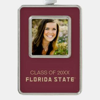 Florida State Graduation Christmas Ornament