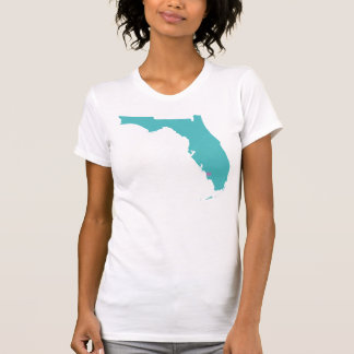 Florida State Heart on Naples T Shirt