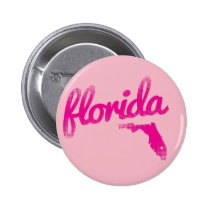 Florida state in pink button
