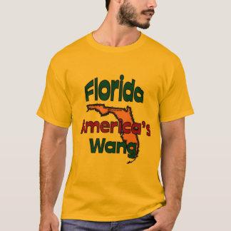 Florida State Motto ~ America's Wang T-Shirt