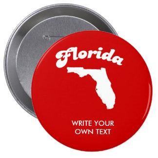 FLORIDA STATE MOTTO T-SHIRT T-shirt Pin