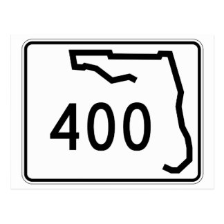 Florida State Route 400 Postcard
