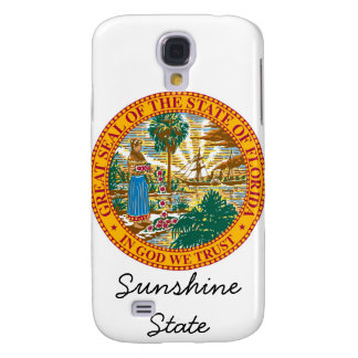 Florida State Seal and Motto Galaxy S4 Cover