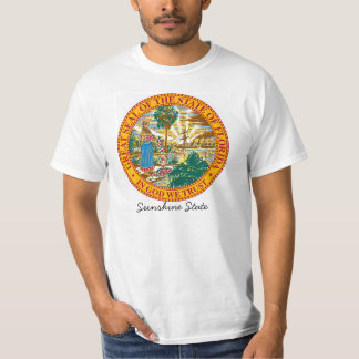 Florida State Seal and Motto T-Shirt