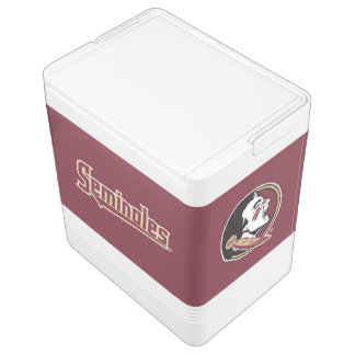 Florida State Seminole Drink Cooler