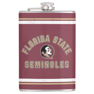 Florida State Seminoles - Retro Flask