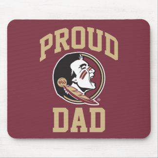 Florida State University Proud Dad Mouse Pad