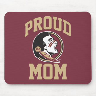 Florida State University Proud Mom Mouse Pad