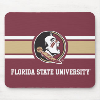 Florida State University Seminoles Gold Mouse Pad