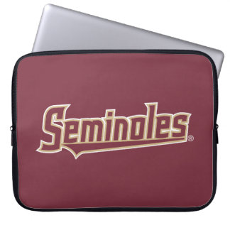 Florida State University Seminoles Laptop Sleeve