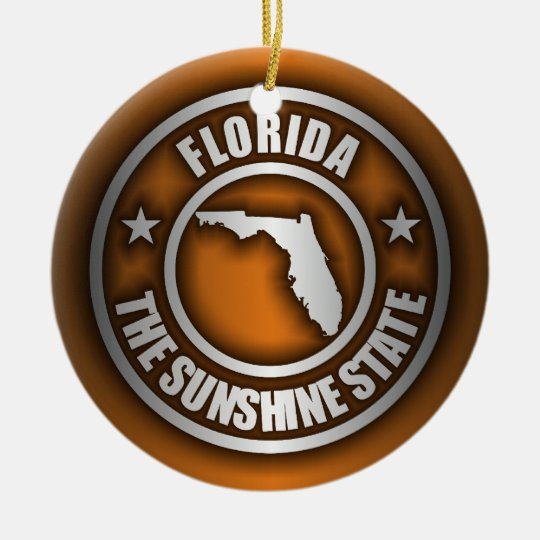 """Florida Steel"" Decorative Ornaments (O)"