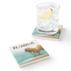 Florida Stone Coaster