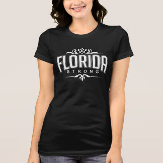 Florida Strong Fierce Hurricane Irma T-shirt