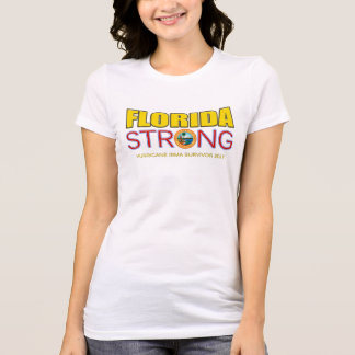 Florida Strong Hurricane Irma Survivor T-shirt