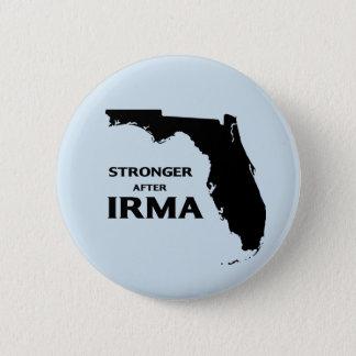 Florida stronger after hurricane Irma Pinback Button