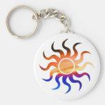 Florida Sun Shine Key Chain