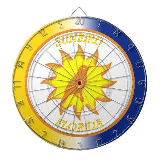 Florida Sunbird Shield Dart Boards