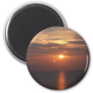 Florida sunrise magnet