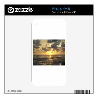 florida sunrise skins for the iPhone 4